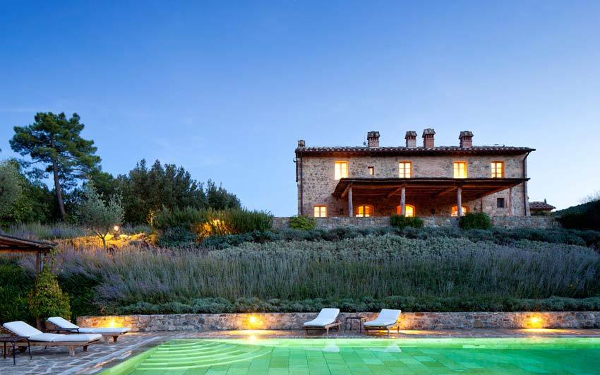 Castiglion del Bosco venue for Tuscany weddings