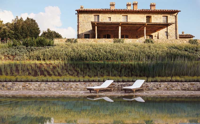 Castiglion del Bosco, Tuscan borgo for destination weddings