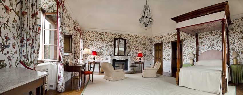 Accommodation at Restaurant of Il Borro Relais for weddings in Tuscany