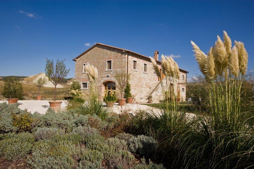 La Bandita wedding venue in the Tuscan countryside