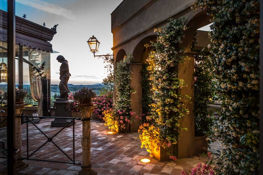Antica Fattoria di Paterno for weddings in Tuscany