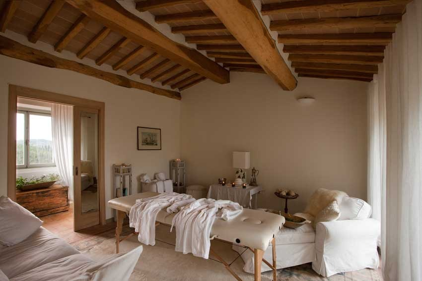 Accommodation at Conti San Bonifacio Tuscany