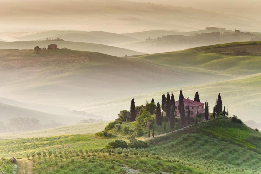 Chianti region of Tuscany