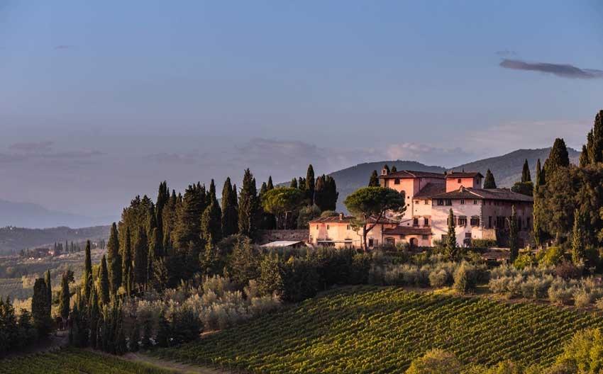 Villa Vignamaggio In Chianti For Tuscany Weddings