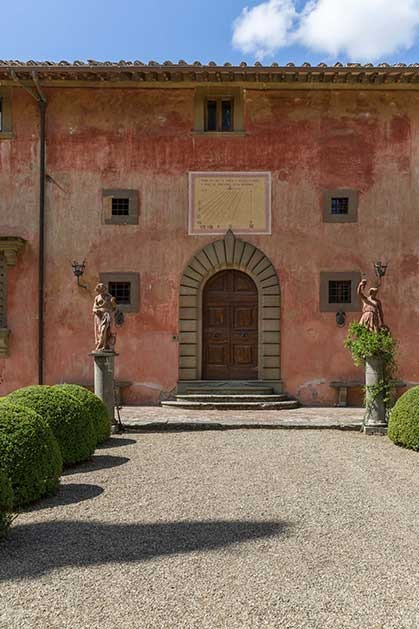 Villa Vignamaggio for weddings in Chianti Tuscany