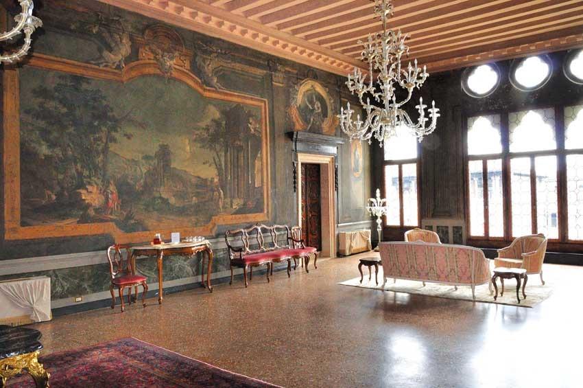 Cà Sagredo for luxury weddings in Venice