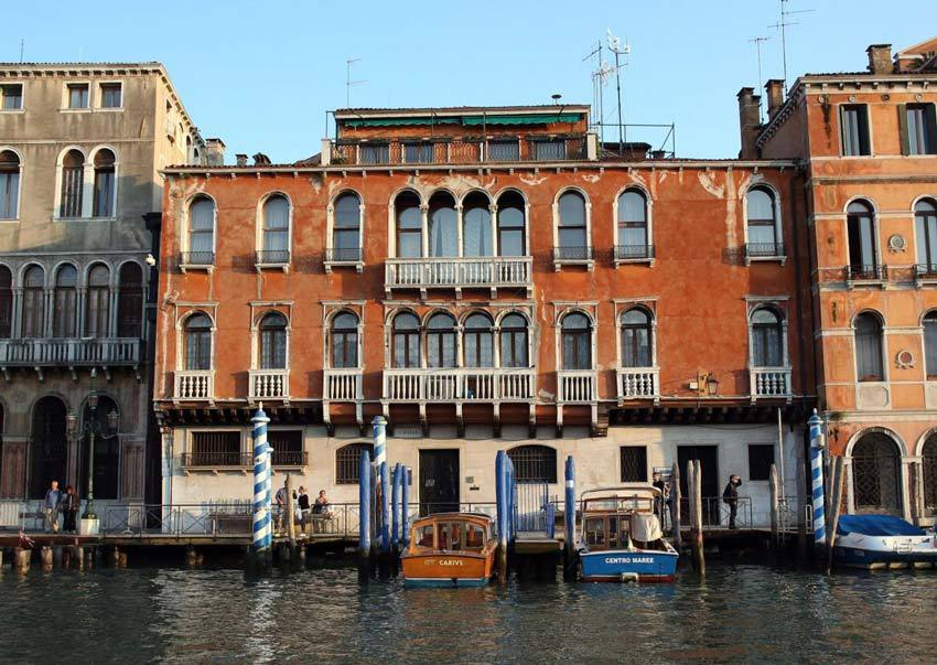 Palazzo Cavalli for civil weddings in Venice