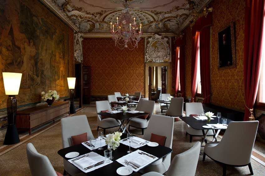 Aman Hotel for exclusive weddings in Venice