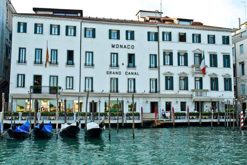 Monaco & Grand Canal Venice Hotel