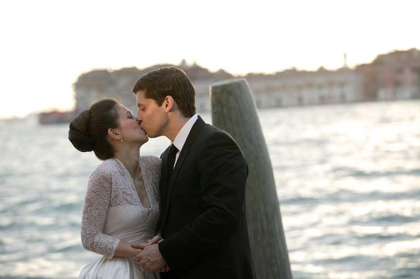 Jewish wedding in Venice