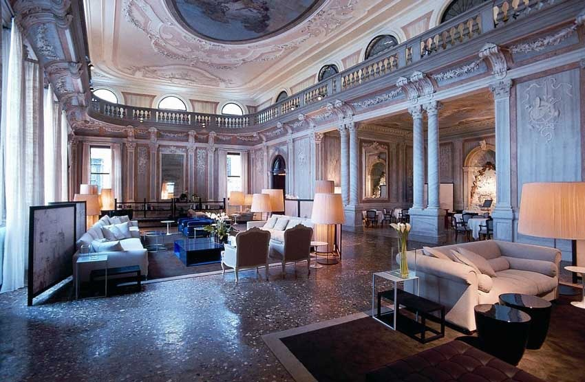 Monaco & Grand Canal elegant hotel for wedding receptions in Venice
