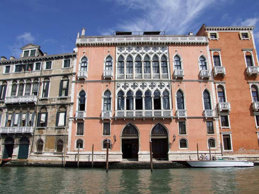 Palazzo Pisani Moretta for luxury weddings in Venice