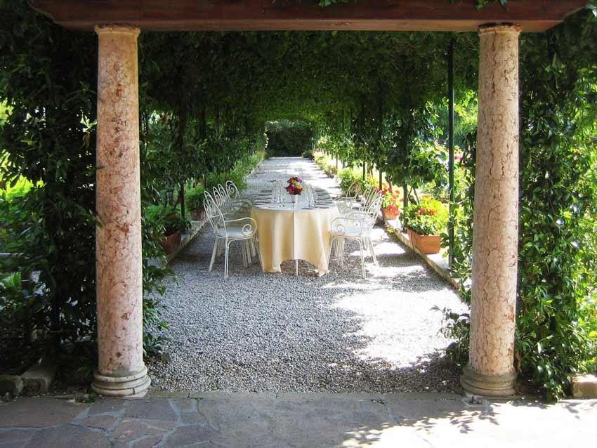 Wedding reception at Locanda Cipriani in Venice
