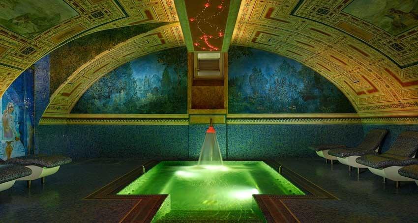 Spa of Byblos Art Hotel for weddings in Verona