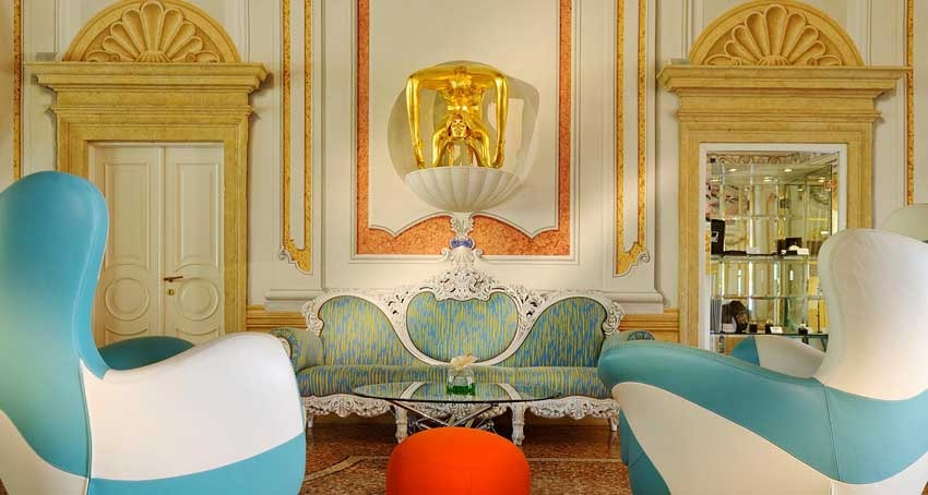 Byblos Art Hotel for weddings in Verona
