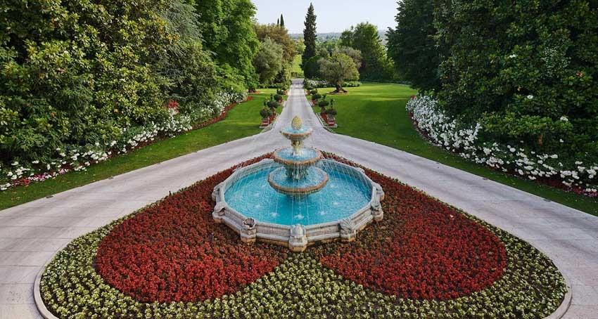 Gardens of Byblos Art Hotel for weddings in Verona