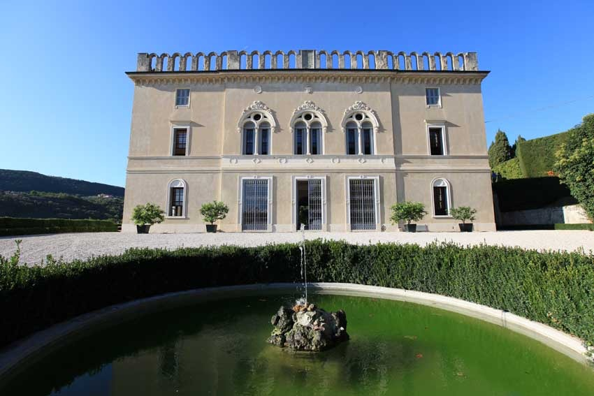 Villa Rizzardi for weddings in the countryside of Verona