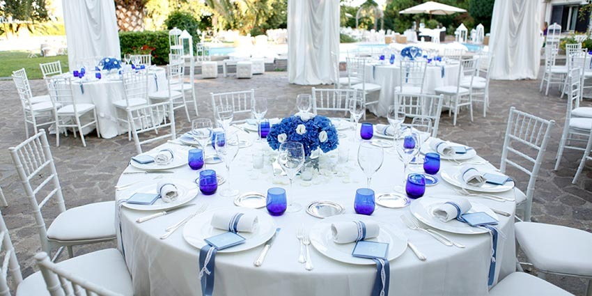 Villa Appia Antica for wedding receptions in Rome