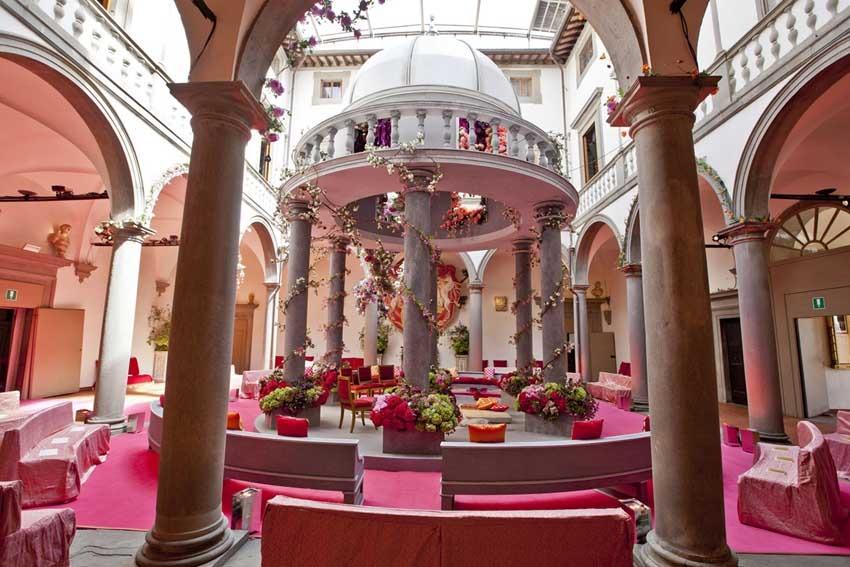 Wedding at Villa Le Corti near Florence