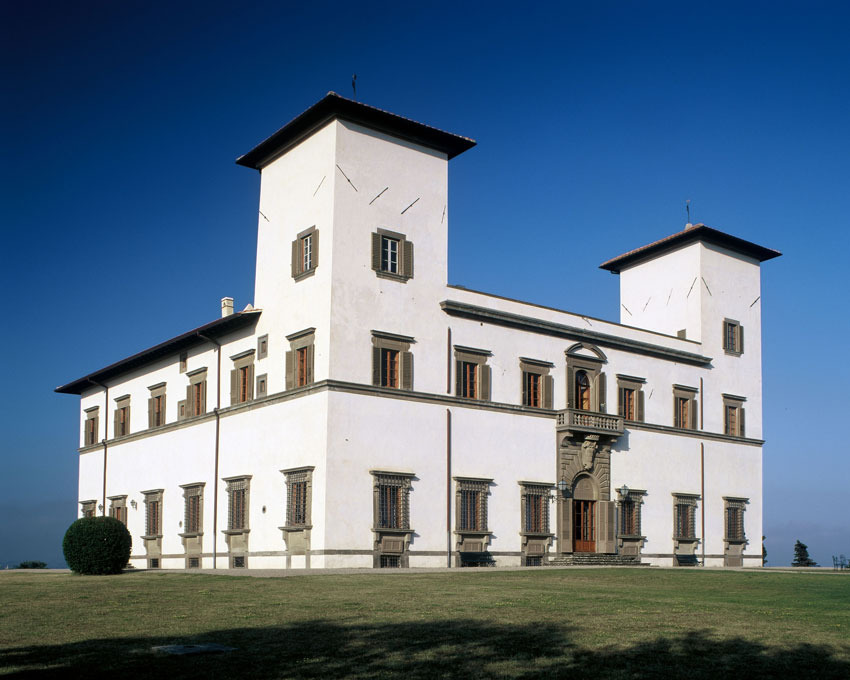 Villa Le Corti for wedding receptions in Florence