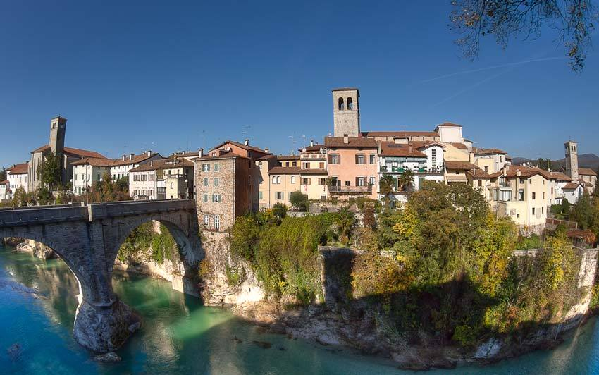 Destination wedding in Cividale del Friuli