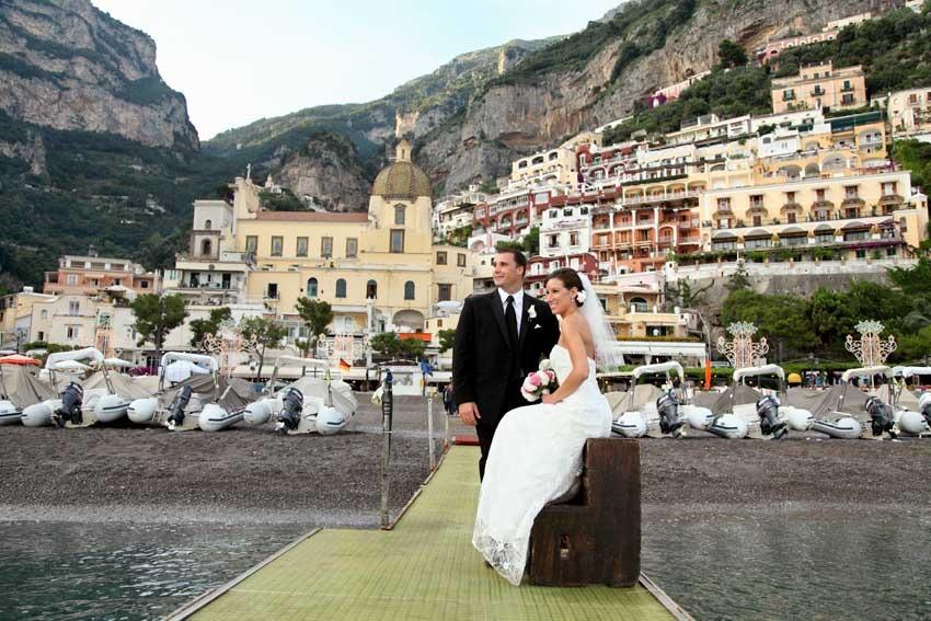 Positano Wedding Packages