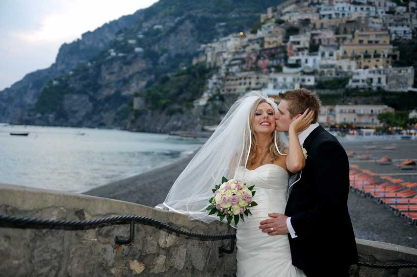 Wedding in Positano on the Amalfi Coast