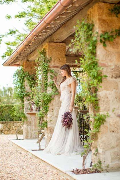 Borgo Santo Pietro for Tuscany weddings