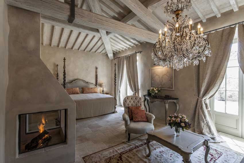 Borgo Santo Pietro for destination weddings in Tuscany