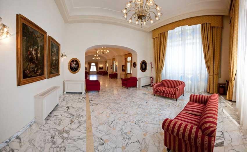Villa Angelina for weddings in Sorrento