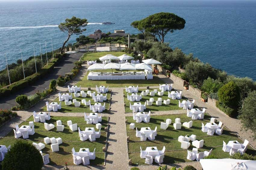 Villa Angelina For Sorrento Weddings