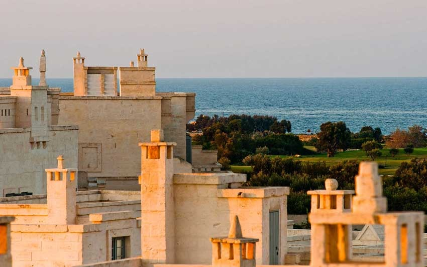 Puglia region for destination weddings in Italy