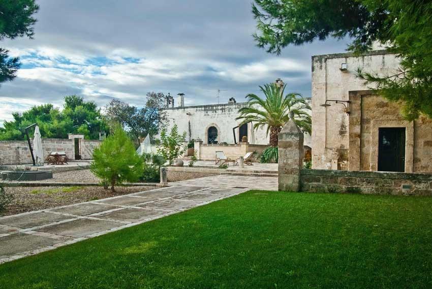 Masseria for weddings in the Puglia region of Italy
