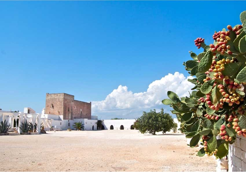Masseria in Puglia for weddings in Italy