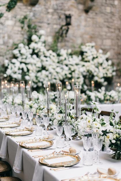 Wedding at Vincigliata