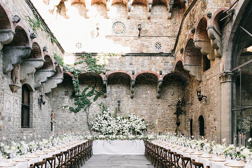Vincigliata Castle, Florence