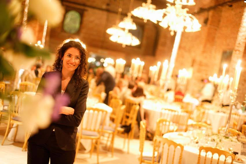 Laura Frappa CEO and founder of Exclusive Italy Weddings