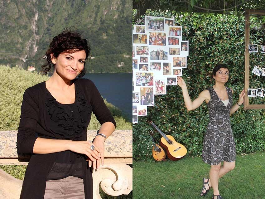 Liana Italian wedding designer