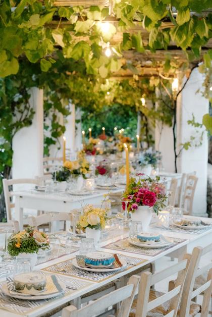Welcome dinner in Puglia