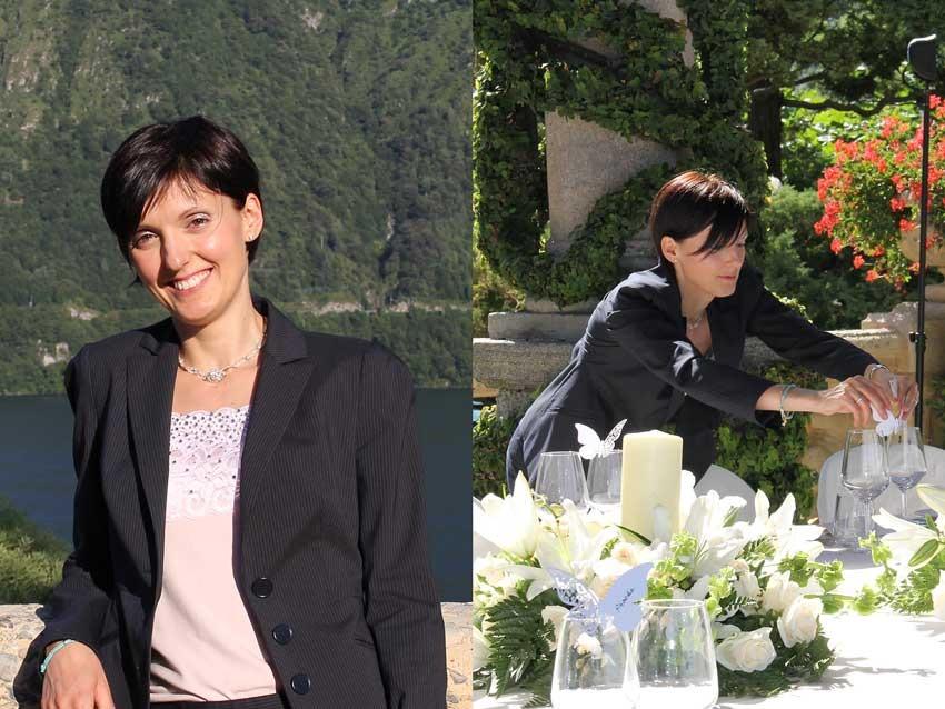 Sara Italian wedding planner