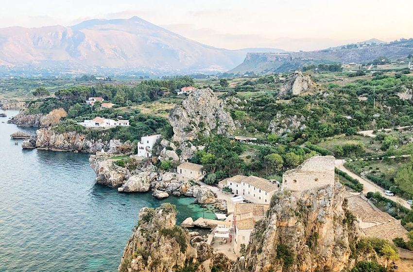 Tonnara di Scopello, Sicily Top Indian wedding planner for Weddings in Tuscany, Venice, Florence, Como, Rome. Thinking of a Italy wedding? Call/WA +919910325805 | +919899744727 now!
