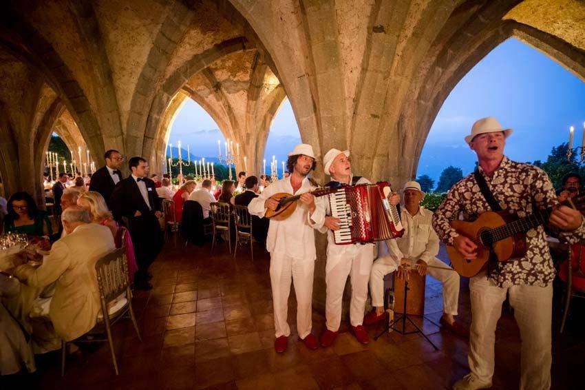 Typical Wedding Ceremony Songs: Italian Wedding Music