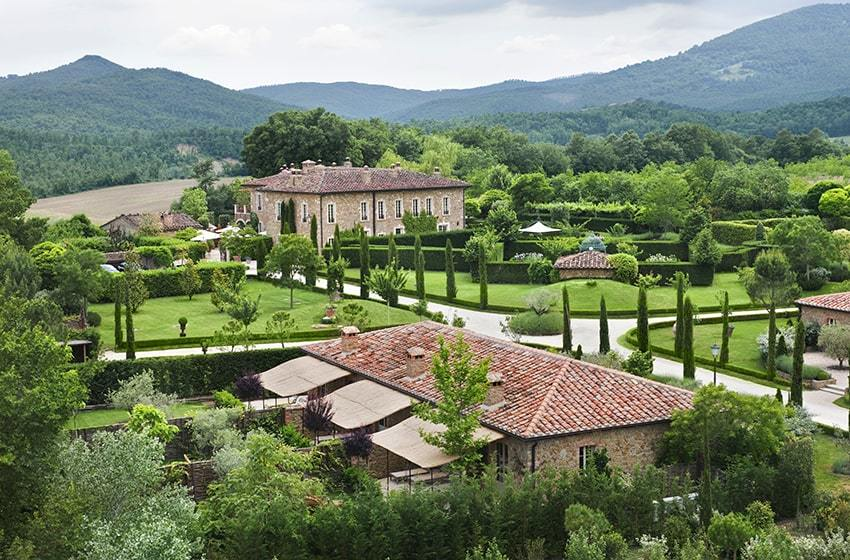 Borgo Santo Pietro near Siena Top Indian wedding planner for Weddings in Tuscany, Venice, Florence, Como, Rome. Thinking of a Italy wedding? Call/WA +919910325805 | +919899744727 now!