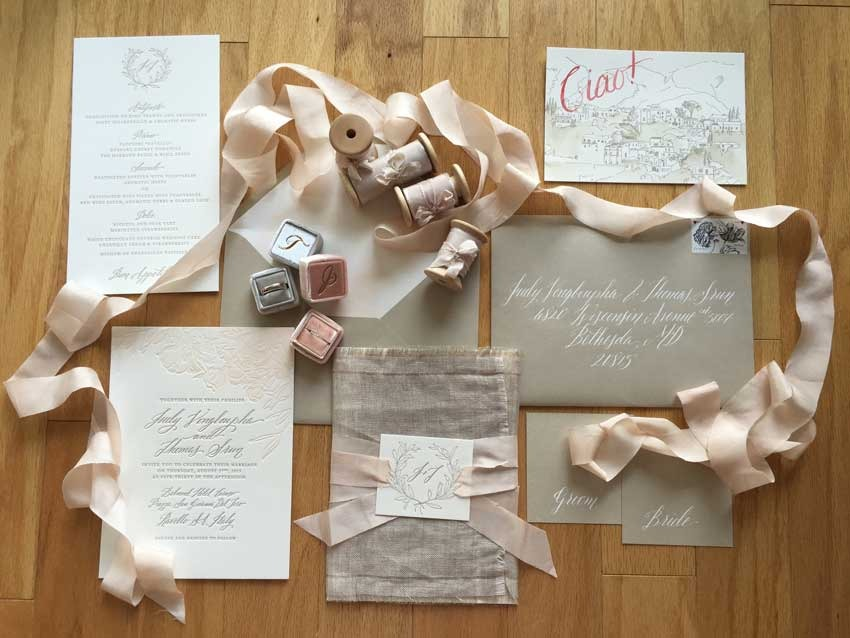 Choosing wedding stationery for your wedding in italy wedding stationery and invites junglespirit