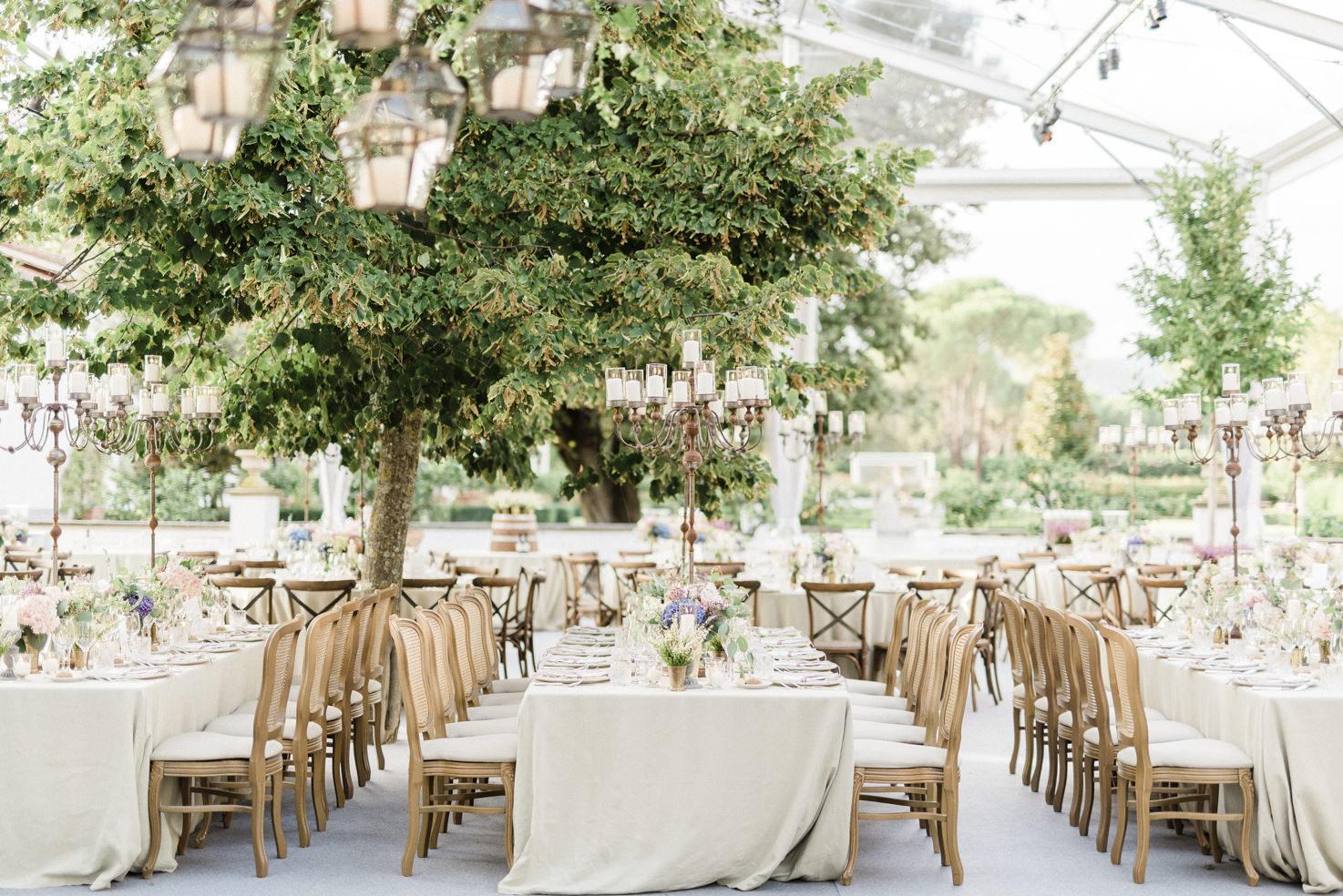 Tailor-made wedding design