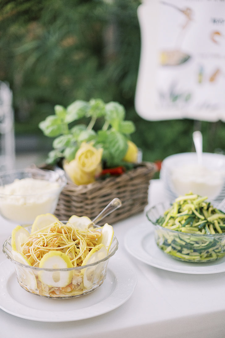 Traditional food of Campania