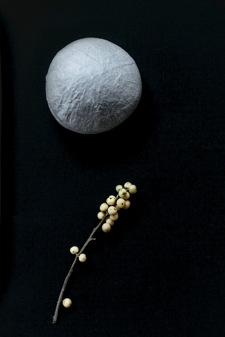 Detail of minimalist decoration