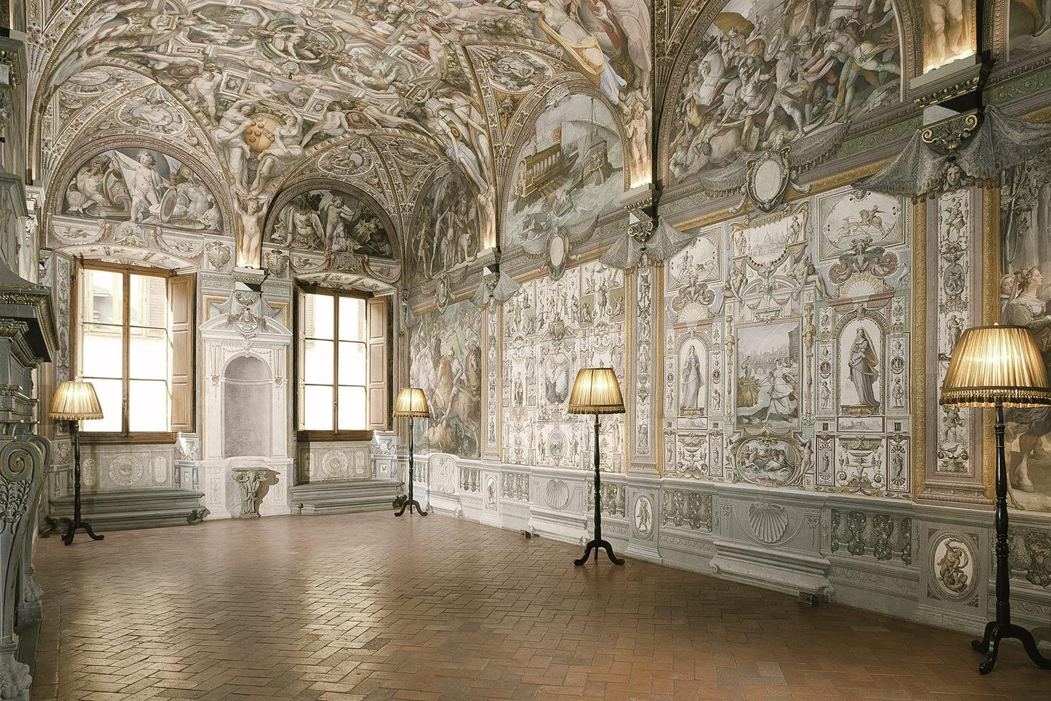 Palazzo Capponi, Florence