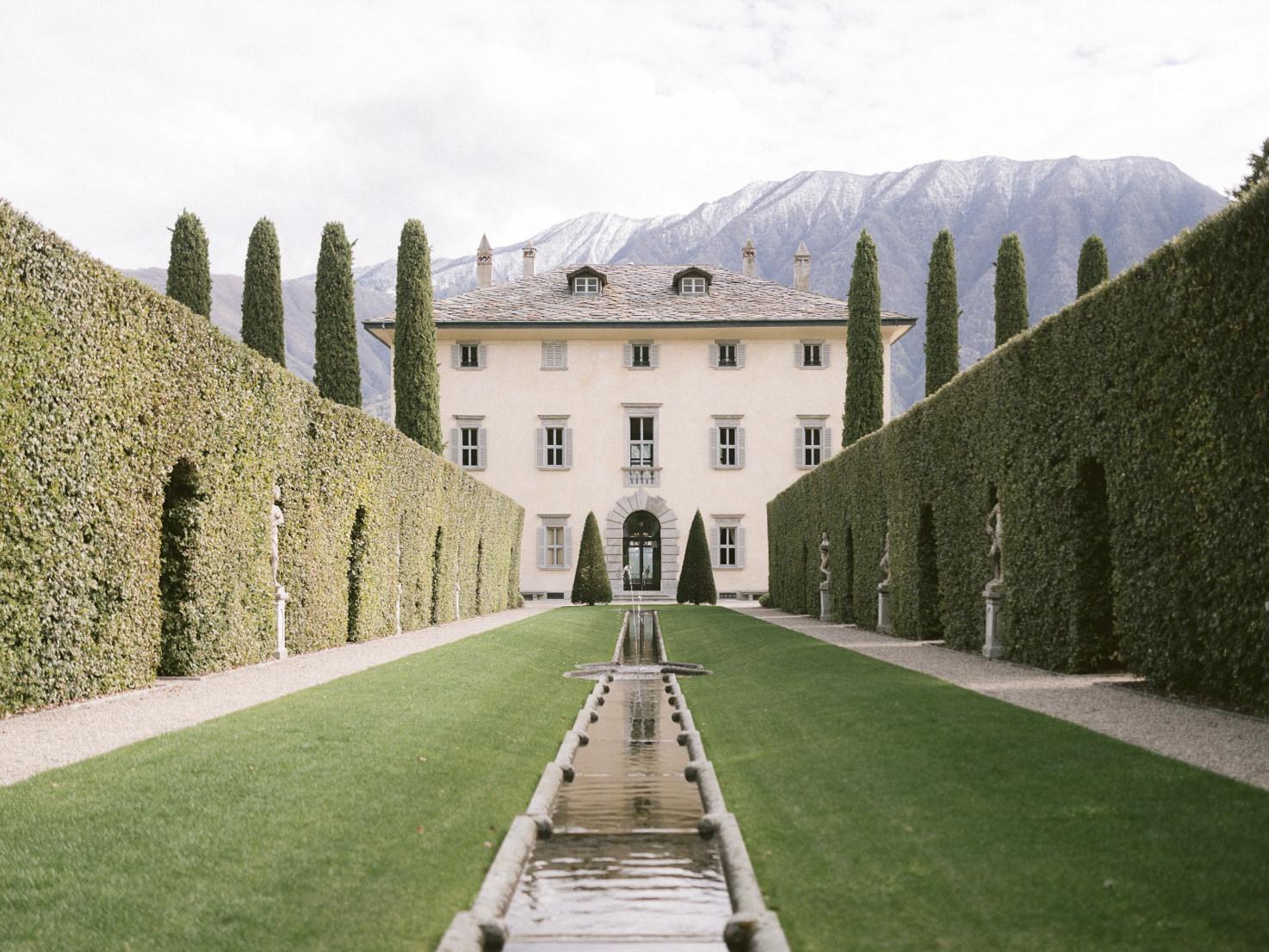 Villa Il Balbiano, Lake Como