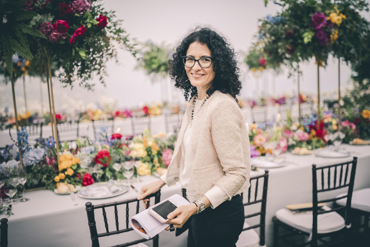 Laura Frappa Wedding Coordinator